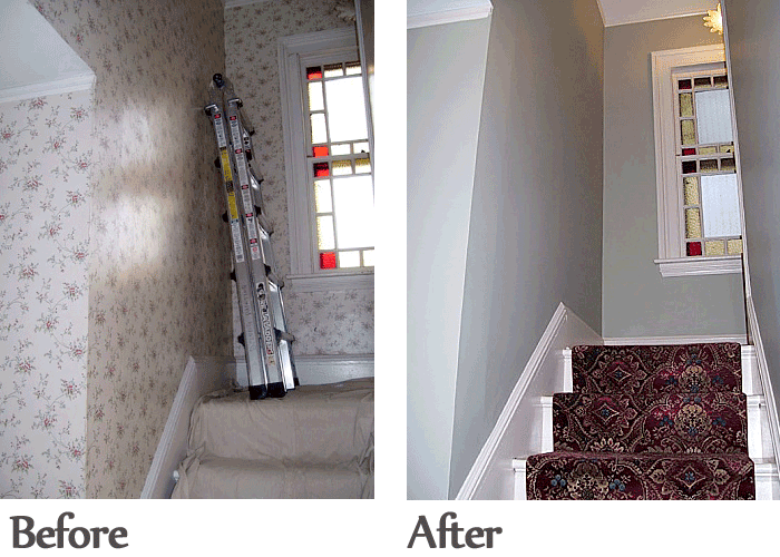 How To Prepare Walls For Paint After Removing Wallpaper | Prepping