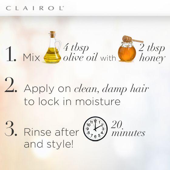 Affordable & natural hair mask! #Clairol #ColorExperts