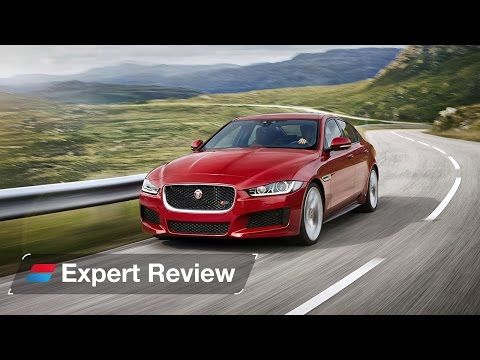 BMW 3 Series vs Jaguar XE vs Mercedes C-Class group test - YouTube