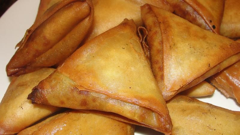 Yum...samosas! | African cooking, South african recipes ...