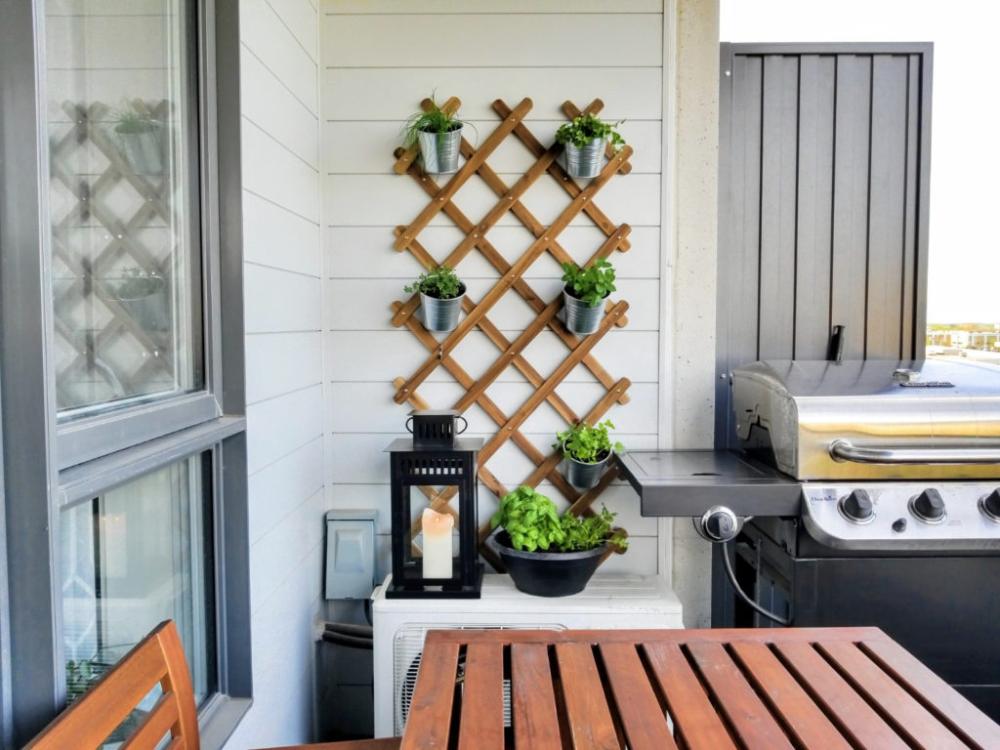 Balcony Garden Ideas: How to Plant an Urban Herb Garden