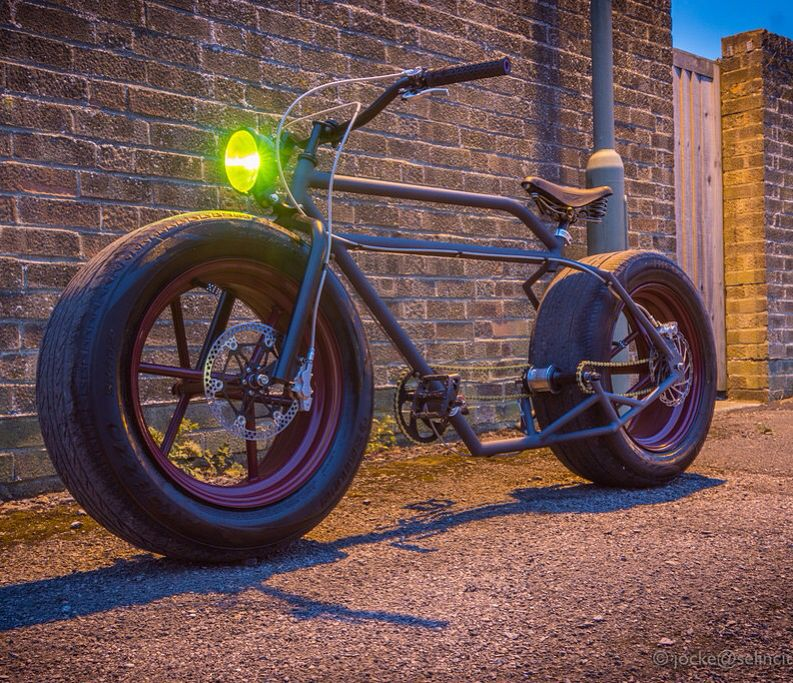 The Car Wheel Bicycle Httpinstructablesidcar Wheel