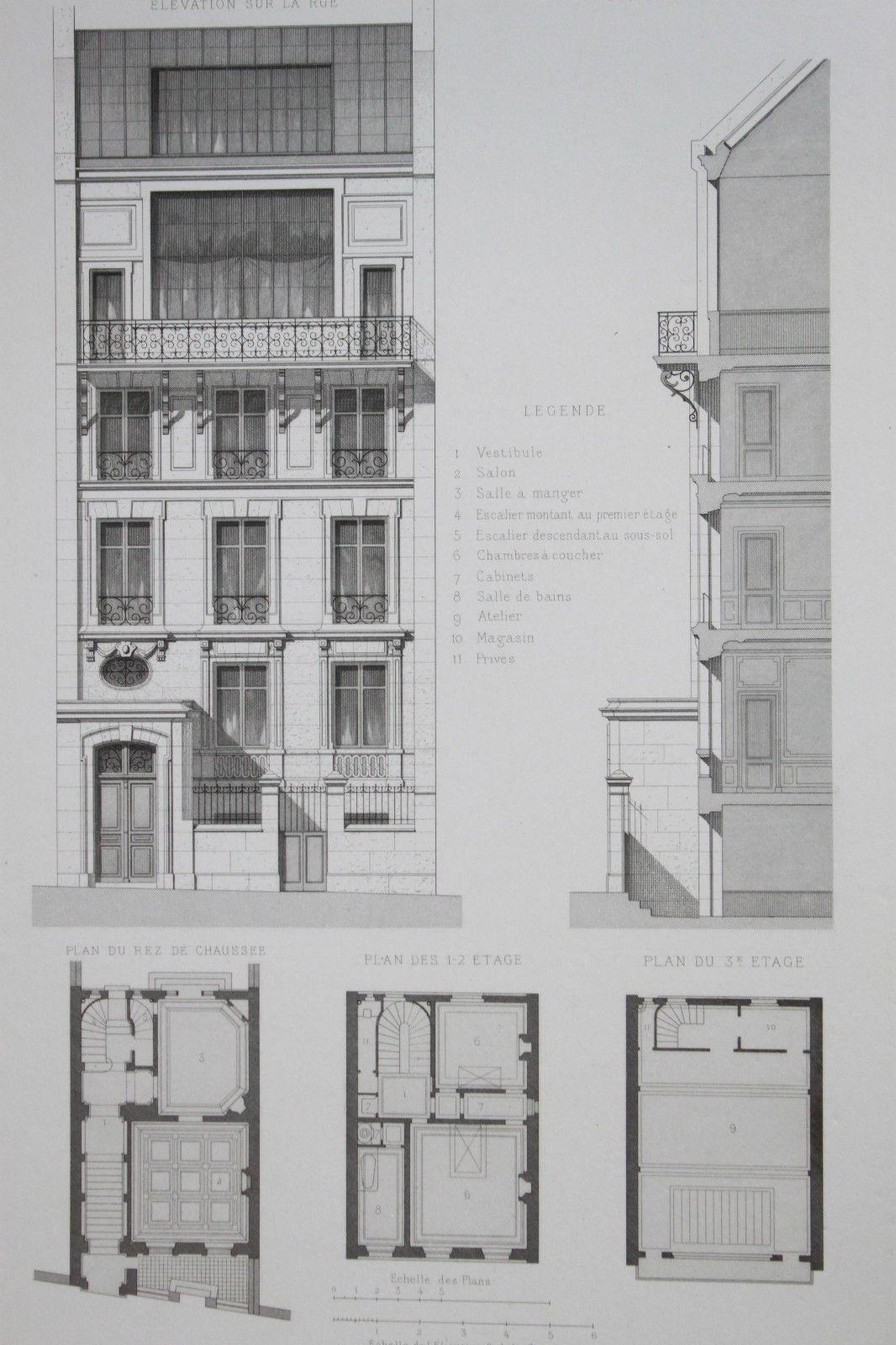 http://www.ebay.fr/itm/Architecture-Viollet-le-Duc-Habitations ...