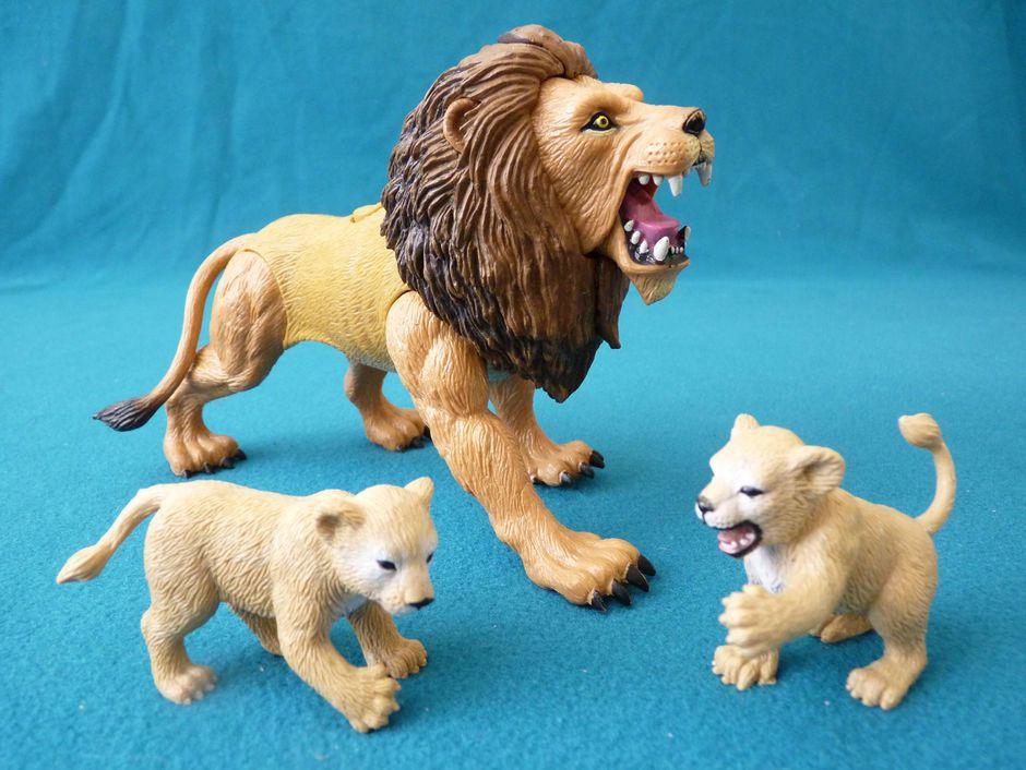 Lion Cub Toys 78