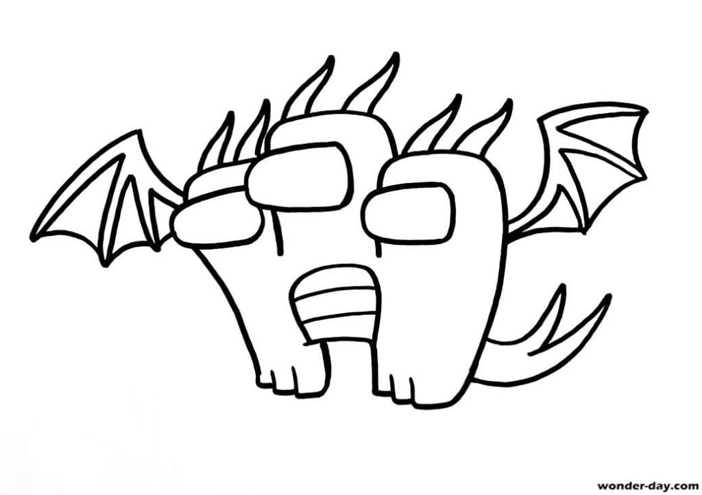 Among Us Coloring Pages Print For Free 100 Coloring Pages Coloring Pages Cartoon Coloring Pages Halloween Coloring Pages
