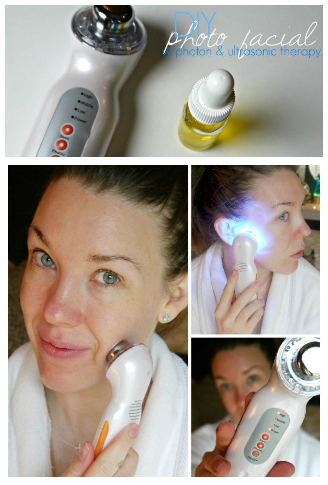 Led Light Therapy Treatments At Home Light Therapy Skin Led