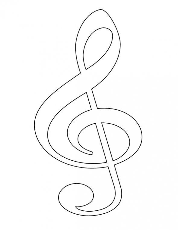 Free Clip Art Music Symbols Treble Clef Art Music Music