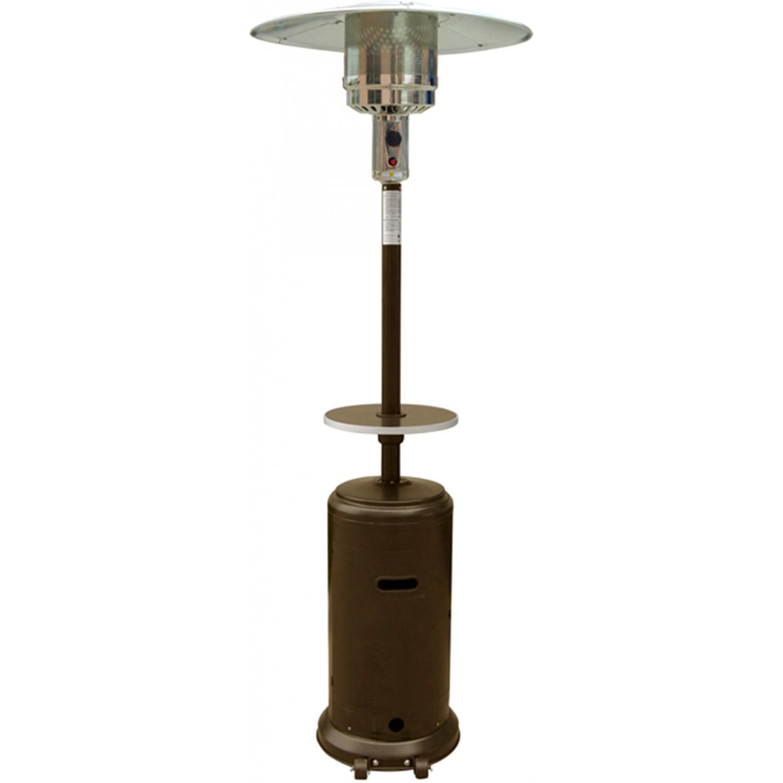 az patio heaters 87 inch 41000 btu propane gas patio heater with