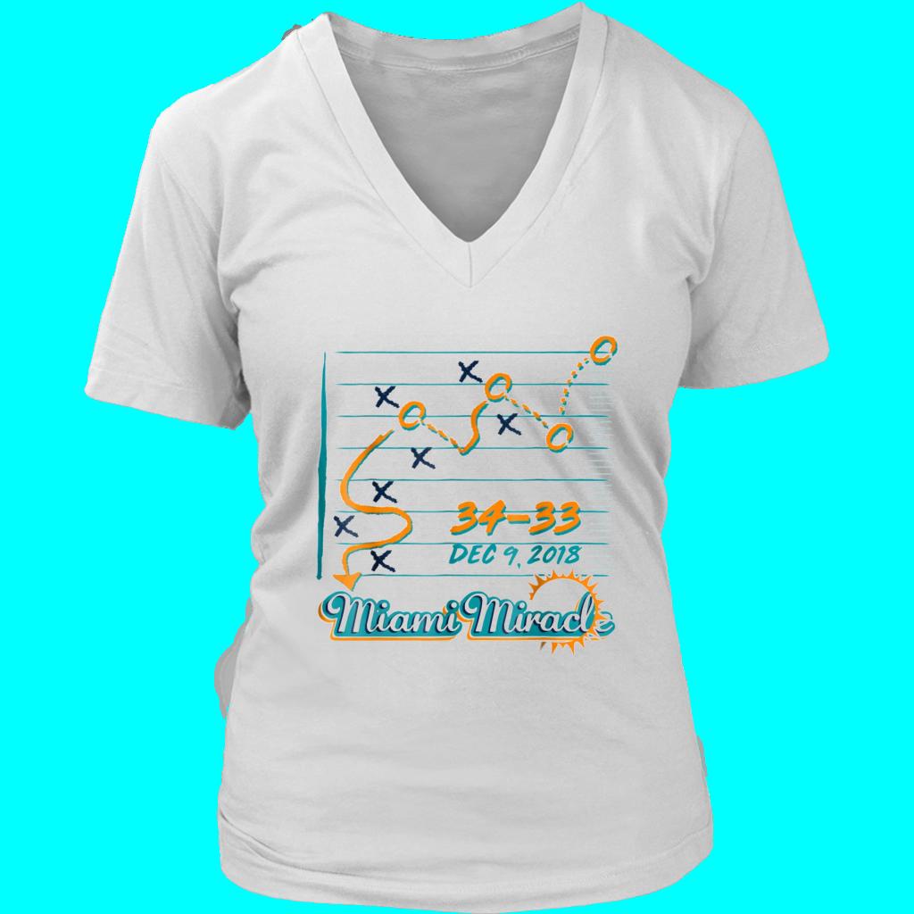 Miami Football Dolphins Shirt – BornDogs 35a6ac60c