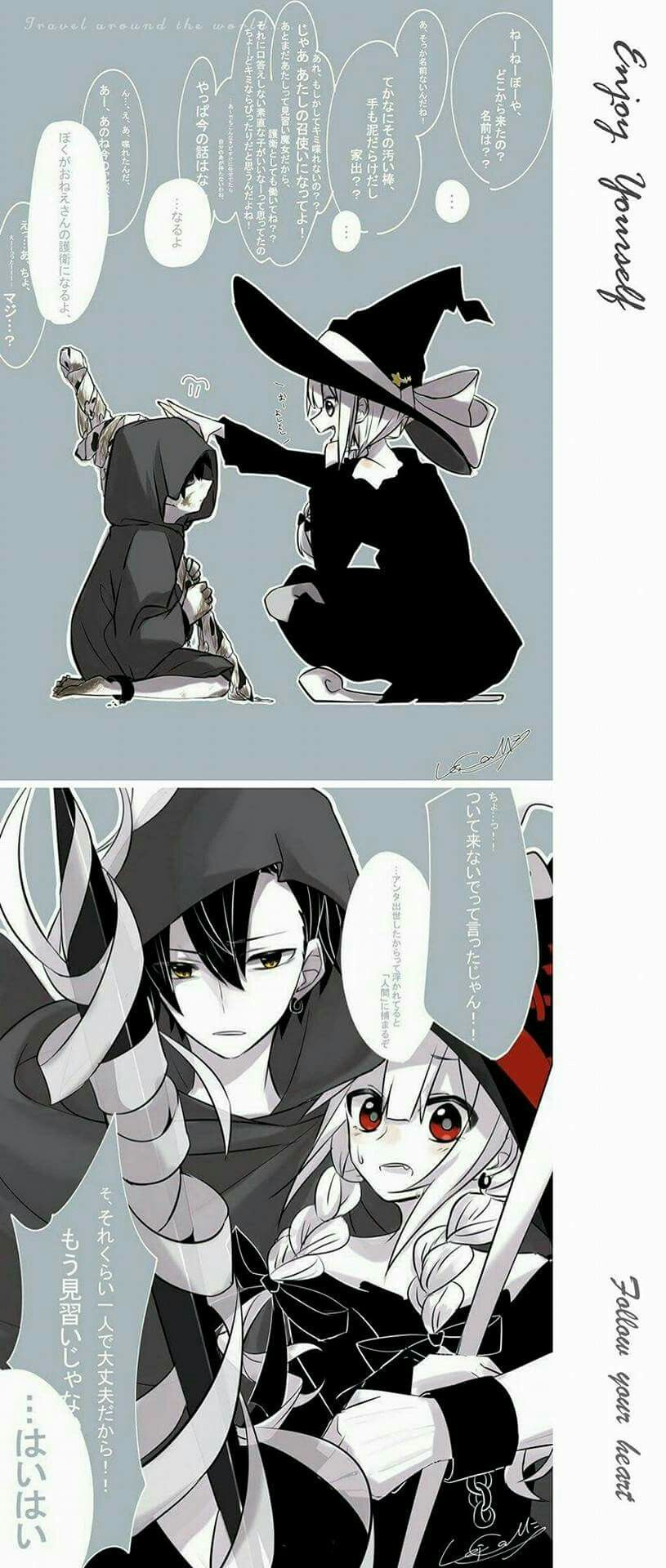 Anime boy black hair demon now legal  witch  pinterest  witches anime and manga
