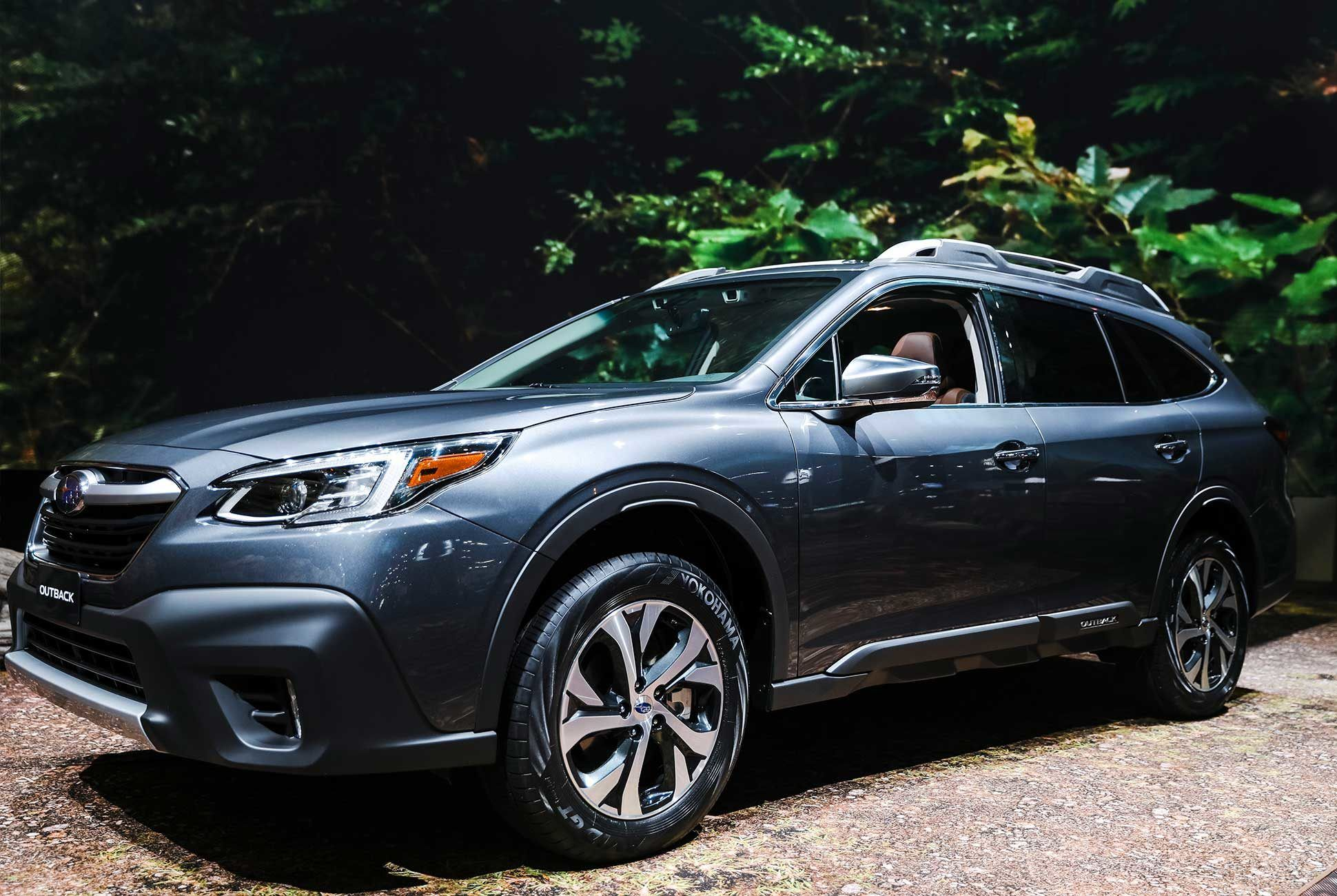 The 2020 Subaru Outback Is The Most Significant Car Of The New York Auto Show With Images Subaru Outback Subaru Fuel Economy