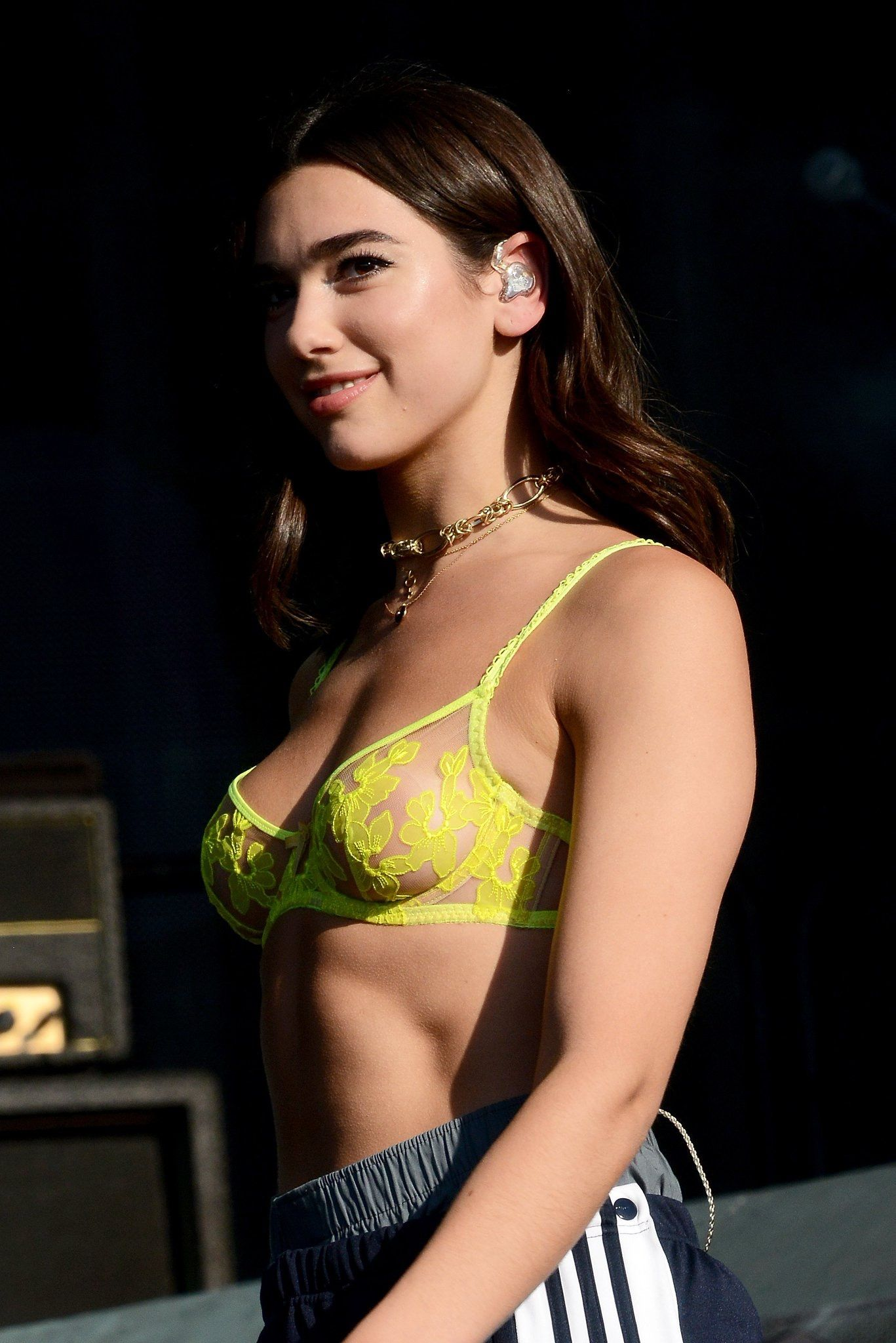 Dua lipa lingerie
