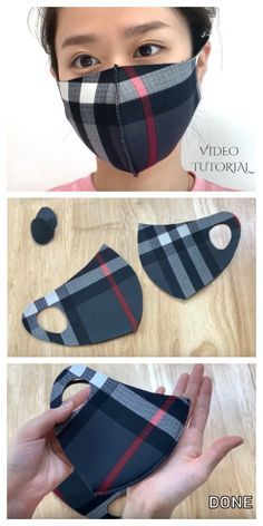 , DIY Fabric Face Mask Free Sewing Patterns & Paid+ Video   Fabric Art DIY, My Travels Blog 2020, My Travels Blog 2020