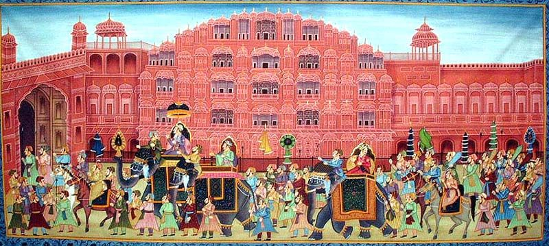 Image result for Miniature Work In Jaipur