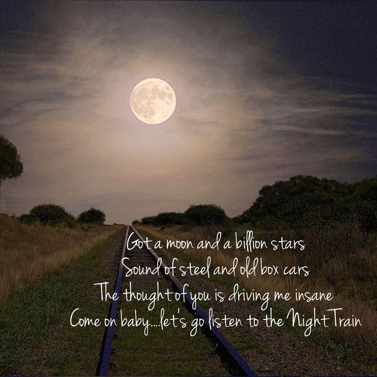 Love Under The Stars Quotes: Quotes About Train Tracks. QuotesGram