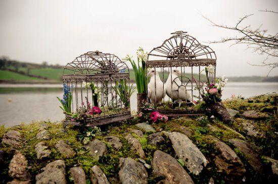 Mythical Tunes- Irish wedding traditions photo shoot « Wild Floral ...