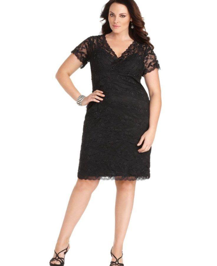 Plus Size Cocktail Dresses: Shop Plus Size Cocktail Dresses ...