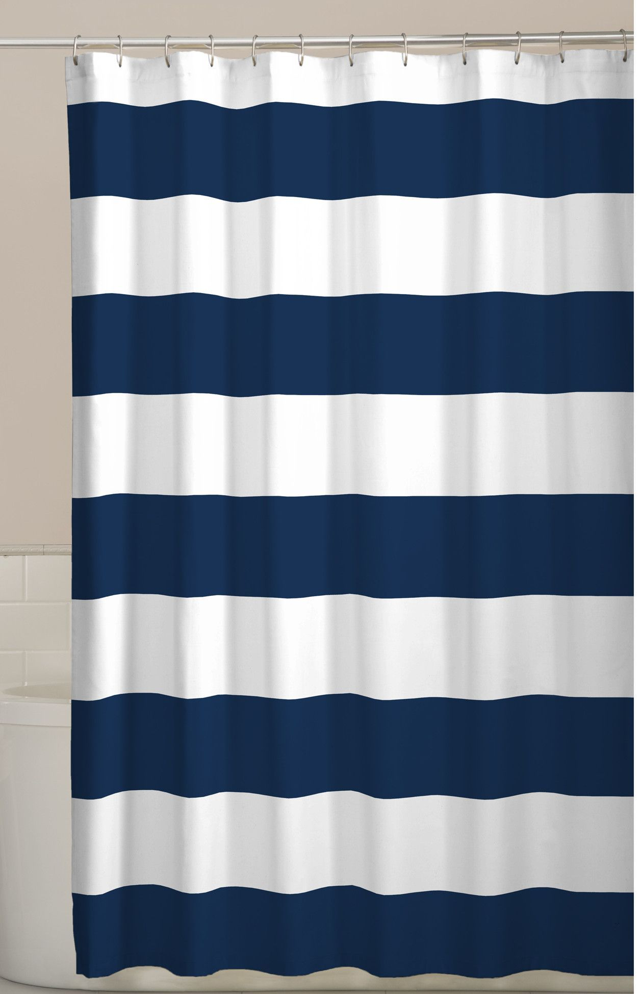 Features: -Material: Polyester canvas. -Pattern: Nautical stripe ...