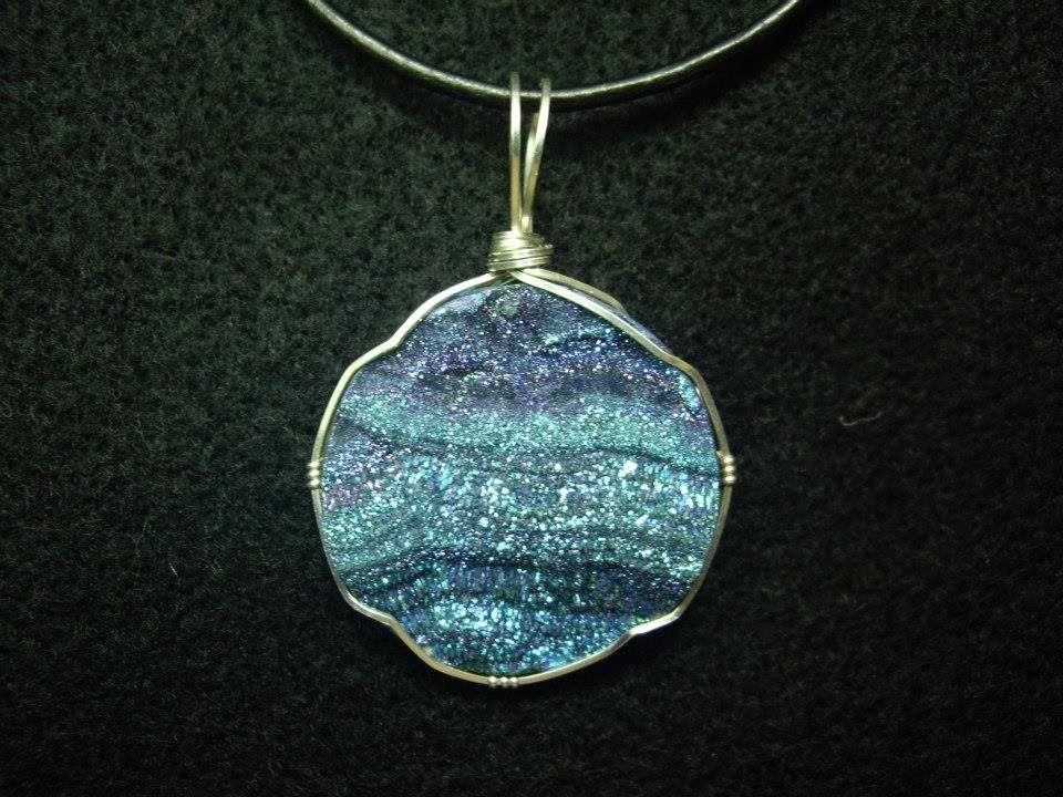 Titanium Druzy - Art Jewelry Magazine - Jewelry Projects and Videos ...