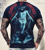 .Yakuza Ink t-paita Sinners Black UUTUUS!