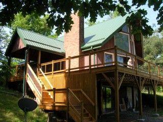 Brevard Cabin Rental 14 Acre Mountain Top Home Spectacular Views Homeaway Nc Vacation Rentals Brevard Cabin Rentals