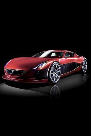 Rimec Concept One Auf 100 Km H In 2 8 Sekunden 305 Km H Spitze