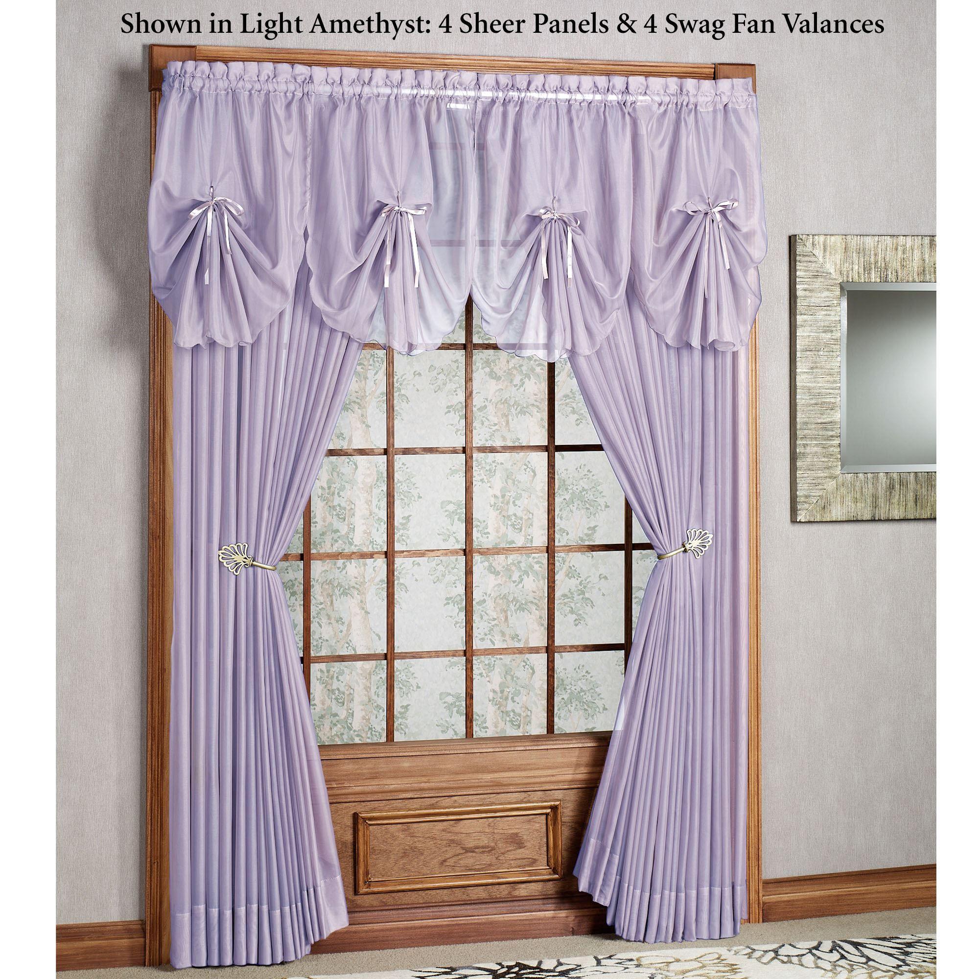 Luxury window coverings  emelia sheer window treatments  sheer curtains window and window