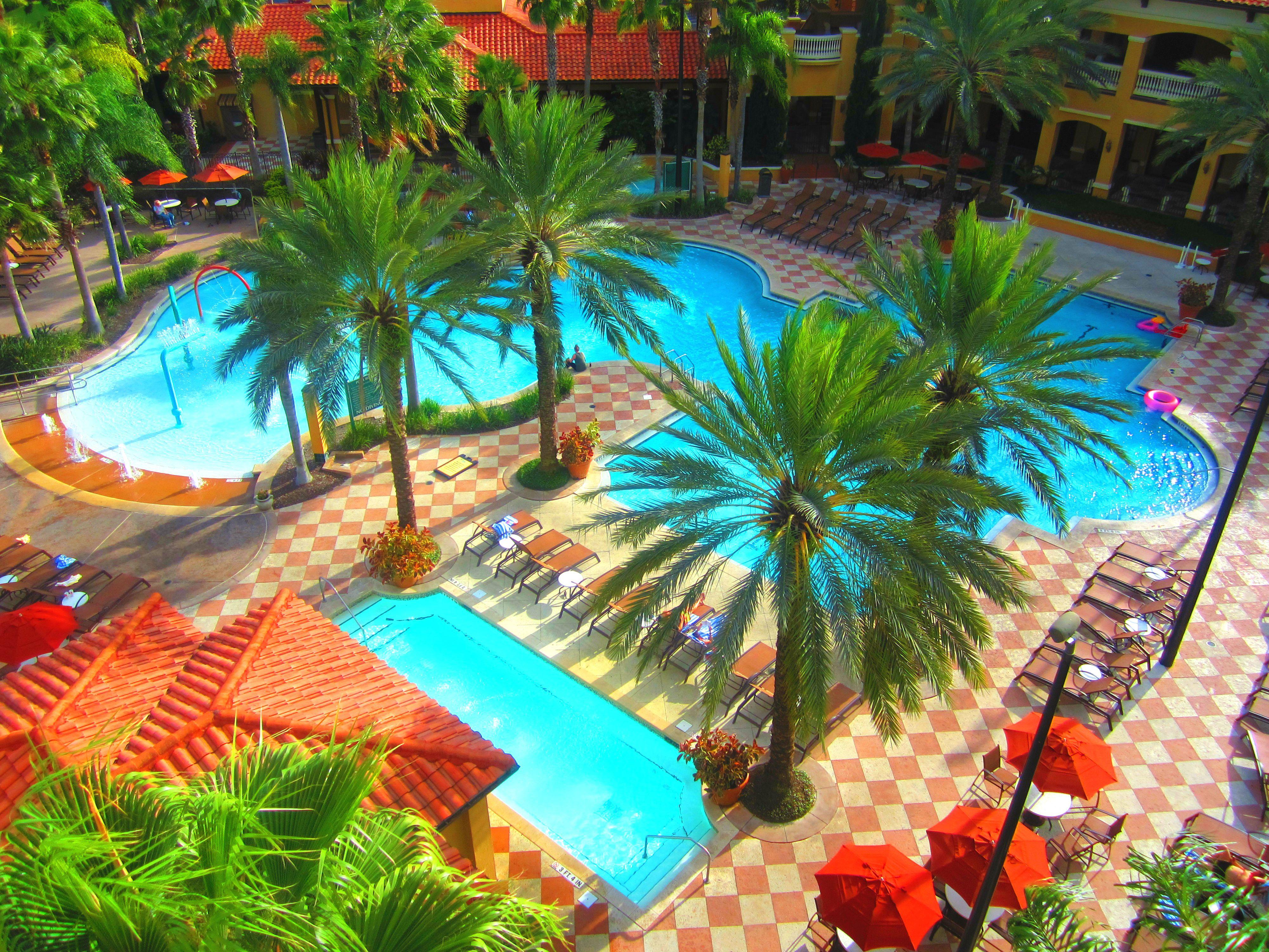 Floridays Resort in Orlando Florida Voted the 1