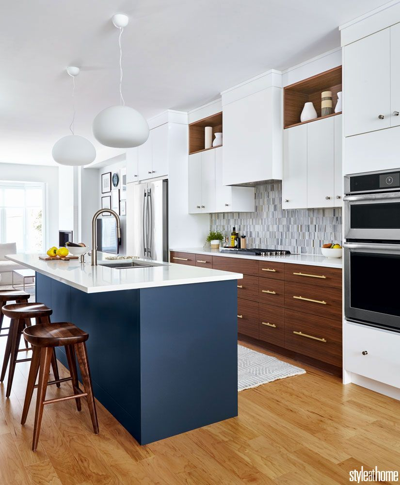 Our favourite kitchens of 2018 in 2020 Modern kitchen