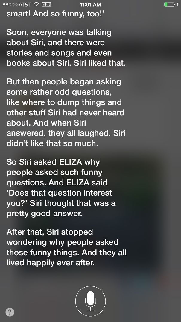 45+ Hilariously Honest Answers From Siri To Uncomfortable ...