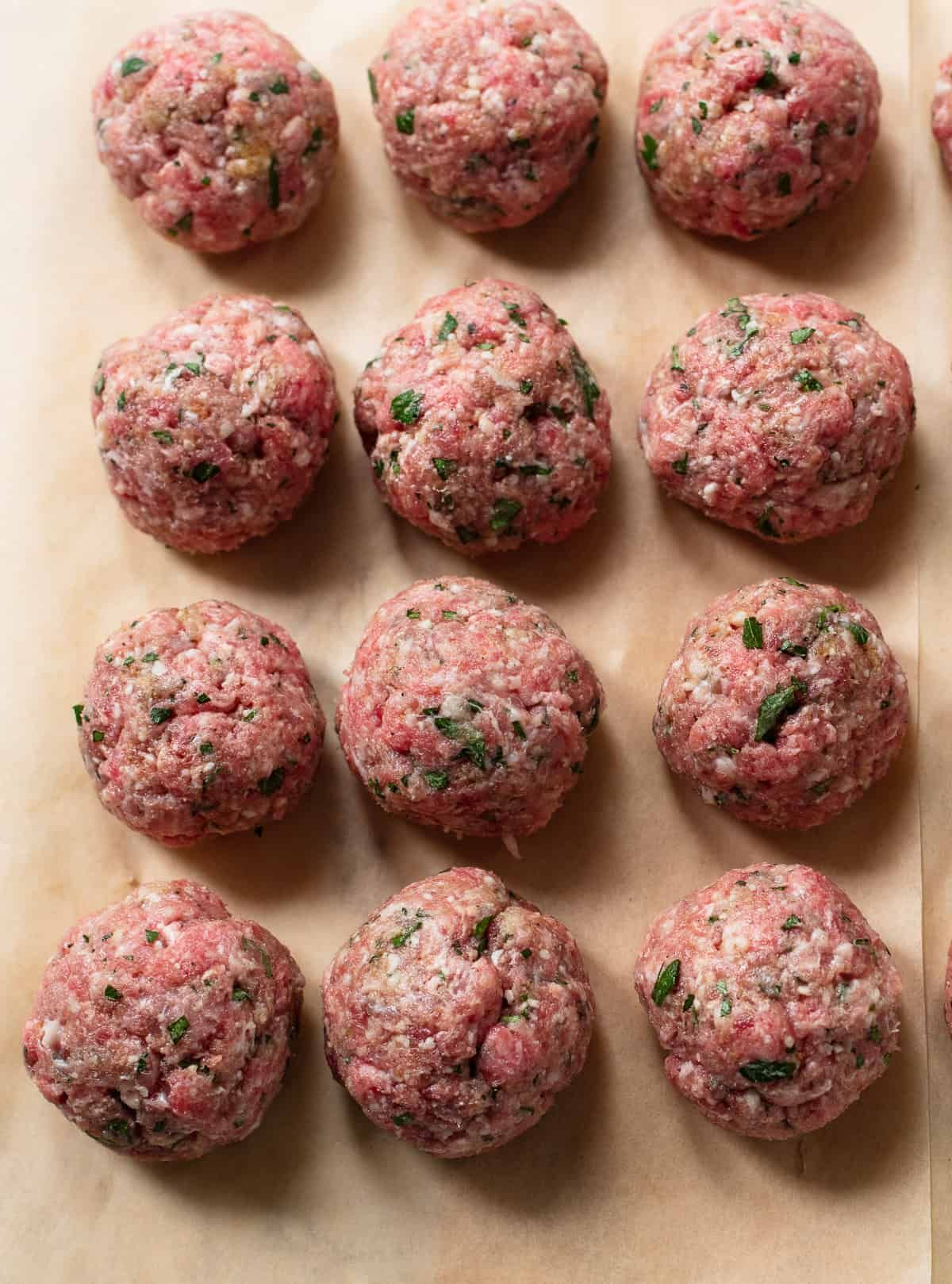 Photo of Classic Italian Meatballs Recipe