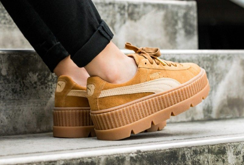 Puma x Fenty Women's Cleated Creeper Suede Review | Puma ...