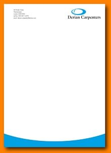 Letterhead design sample letterhead pinterest letterhead design letterhead design sample spiritdancerdesigns Image collections
