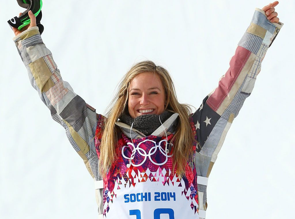 Jamie Anderson | Snowboarding women, Creative hairstyles ...