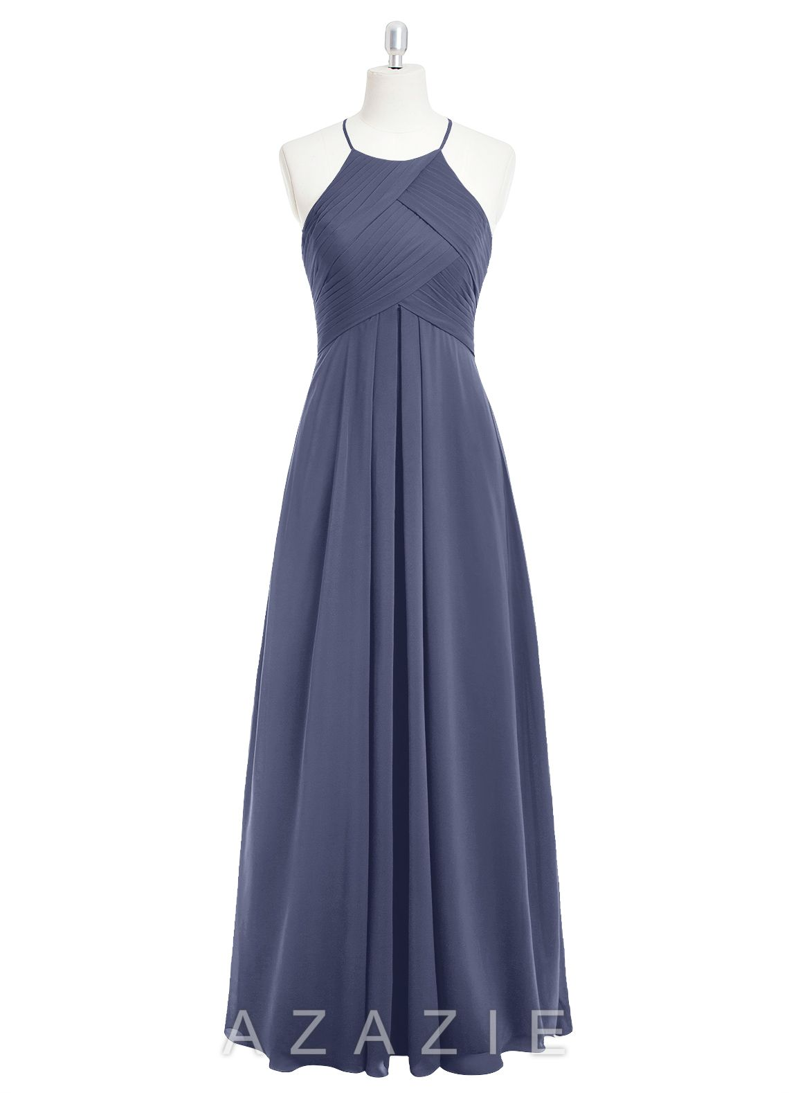 Shop azazie bridesmaid dress ginger in chiffon find the perfect ginger bridesmaid dress ombrellifo Image collections