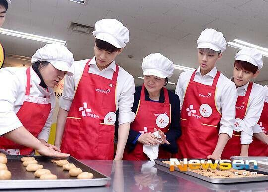 Image result for kai at red cross