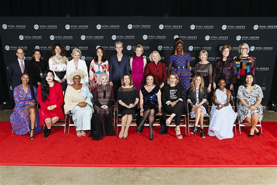 vitalvoices Leadership, Women empowerment, Awards