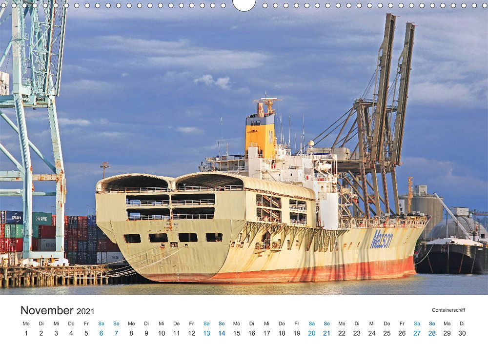 Kalenderblatt November 2021 : November 2021 Calendar Free ...