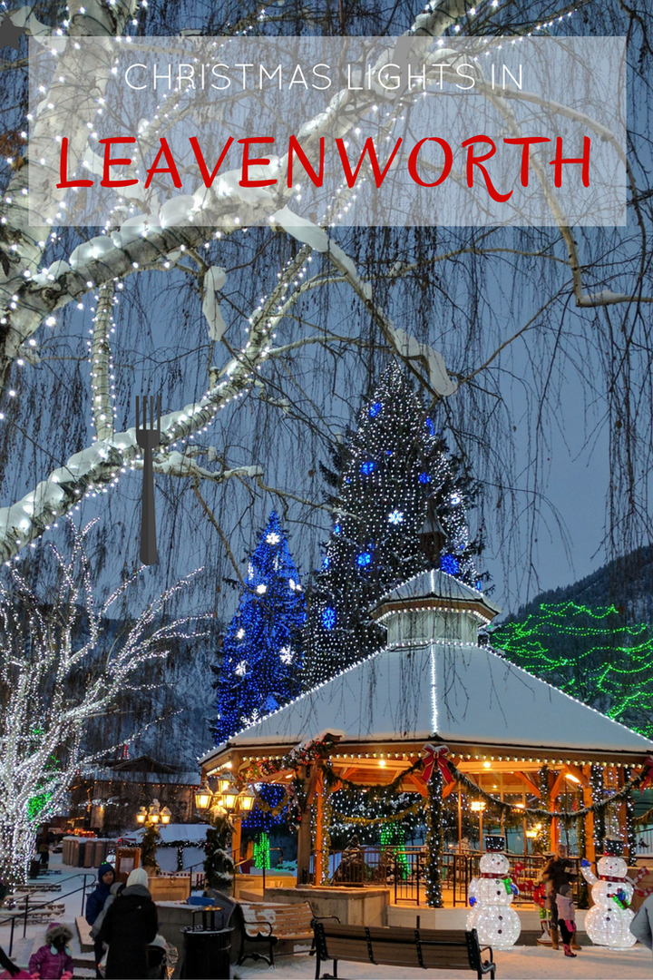 Leavenworth Washington Christmas 2019.The Leavenworth Christmas Lighting Festival Is The Perfect