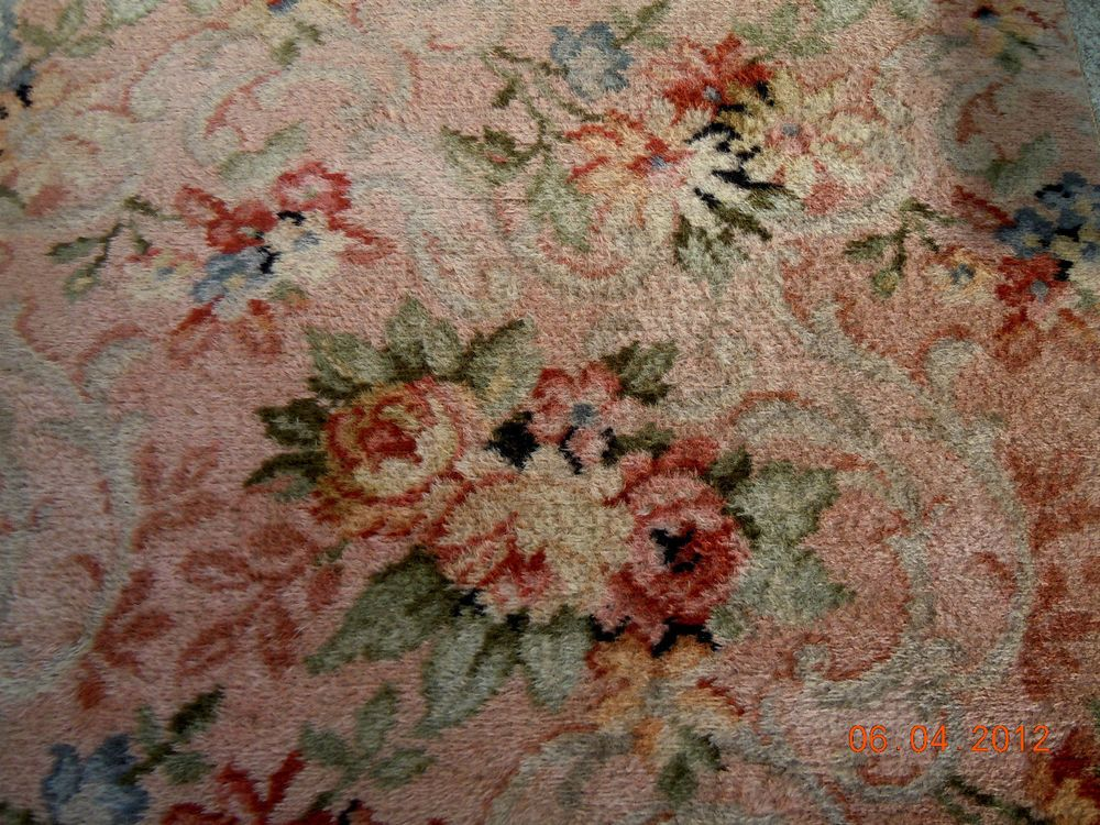 Sale Vintage French Cabbage Rose Boquets Amp Scrolls