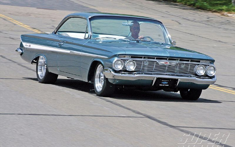 This Particular Generation Of Impala Was Immensely Successful In
