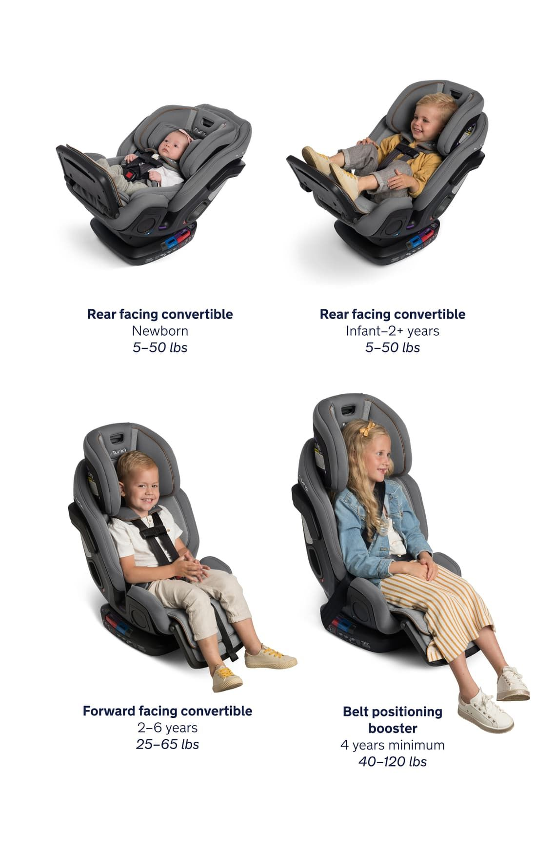Nuna Exec All In One Car Seat Nordstrom Exclusive In 2020 With