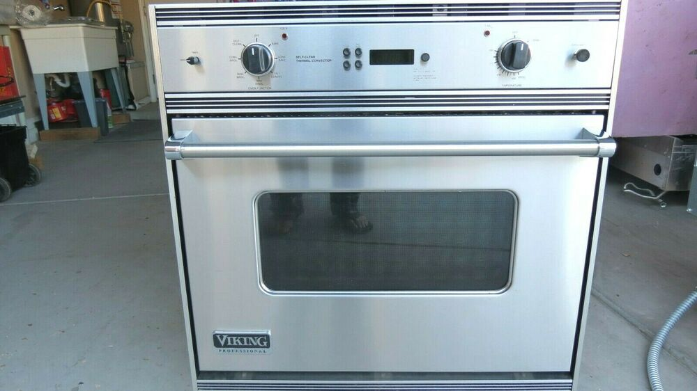 Ebay Sponsored Viking Professional Ultra Premium Veso107css 30 Single Wall Oven Oven Sale Electric Wall Oven Wall Oven