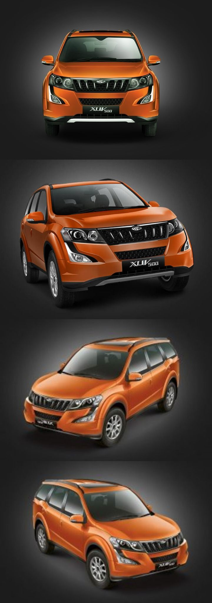 Mahindra XUV500 Petrol Launched In India At Rs 15.49 lakh