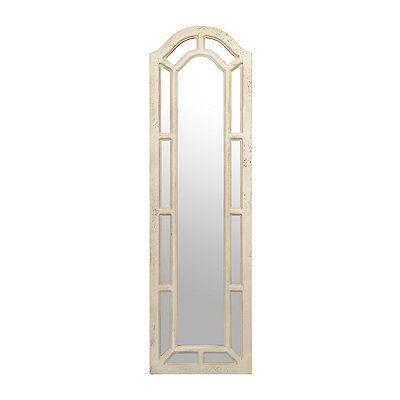 Diana Ivory Full Length Mirror | Mirror, Floor mirror ... on Floor Mirrors Decorative Kirklands id=71944