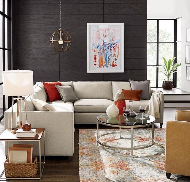 The Crate And Barrel Annual Upholstery Sale Save 15 On Every Sofa