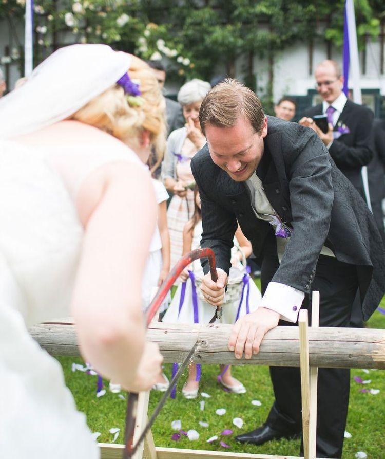 Baumstamm Sagen Auf Der Hochzeit Baum Hochzeit Hochzeit Hochzeit Brauche