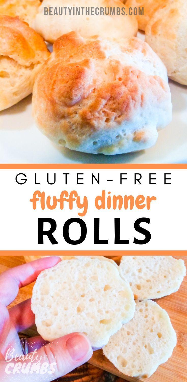 Fluffy Gluten-Free Rolls images