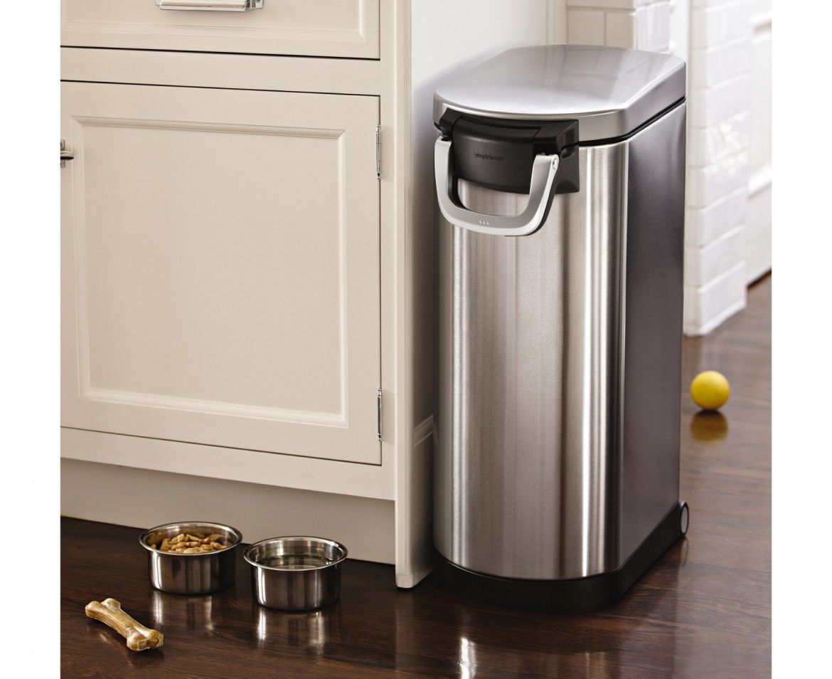 simplehuman | extra large dog & pet food storage container