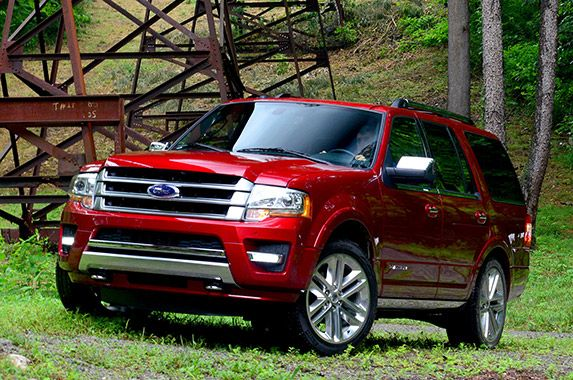7 Best Suvs For Towing Capacity Ford Expedition Ford Suv Ford Flex